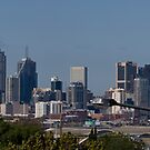 Panorama of the Melbourne skyline by MDC DiGi PiCS