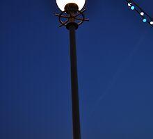 Odessa - Lantern by Nina Zhiltsova