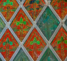 Not Your Typical Church Window by Jen Waltmon