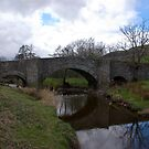 Bridge at Semerwater - Yorks Dales. by Trevor Kersley
