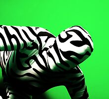 zebrawoman II by ARTistCyberello