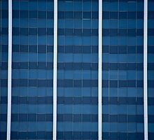 Blues Building by phil decocco