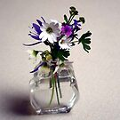 Tiny Bouquet by Lee Anne French