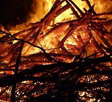 Magical Flames of Beltane by HELUA