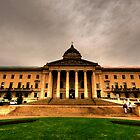 Manitoba Legislative by Larry Trupp