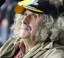 hawthorn fan by Steve Scully