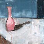 Pink Bottle by KenzieWoods