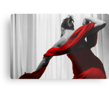Dancer Metal Print