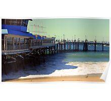 Redondo Beach Pier 1109 Poster