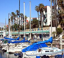 Redondo Beach Harbor 1116 by eruthart