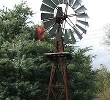 Rusty Wind Power by ScenerybyDesign