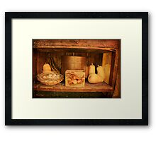Country Style Framed Print