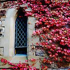 Church in Autumn by Meg Hart