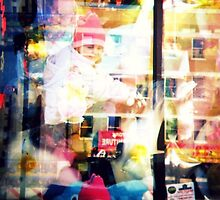 double exposed by ShellyKay