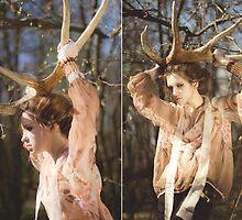 Fawn by Anya Kozyreva by anyakozyreva