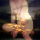 Evening Nude by Virginia McGowan