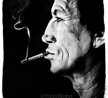 Keith Richards by hatefueled