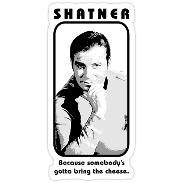 Shatner! by actualchad