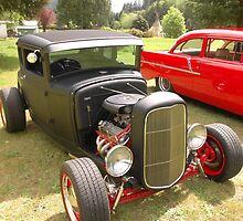 32 Ford Coupe by Brandon Taylor