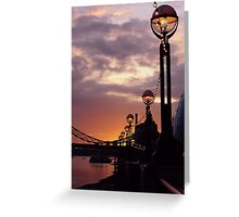 See The Light Of Day Greeting Card
