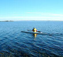 Kayaking the globe by Nordlys