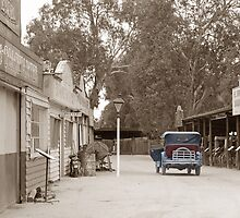 Swan Hill Pioneer Settlement, Victoria, Australia by Adrian Paul