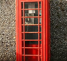 North Norfolk phone box by Paul Pasco