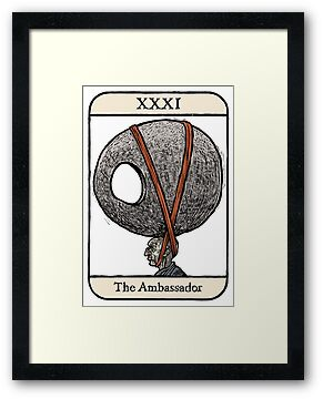 The Ambassador by Ellis Nadler
