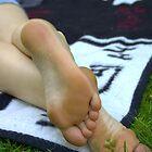 Summer Feeling III by foot-portrait