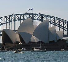 Australia day by Fran E.