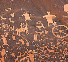Petroglyph by photo702