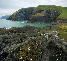 Welsh Coastline by lightmonger