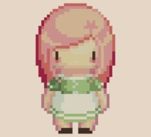 pink pixels by iamnotadoll