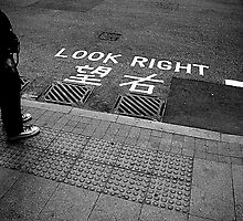 Look Right by Vincent Riedweg
