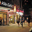 Chelsea at night by Danny Drexler