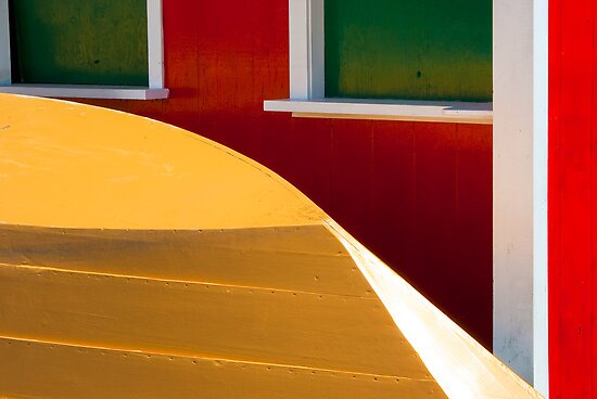 Lunenburg Colors by Charles Plant