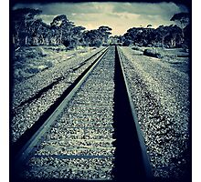 Southern Line Photographic Print