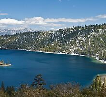 Beautiful Day at Emerald Bay by pat gamwell
