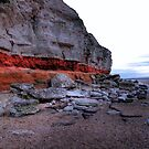 Red cliff by purposemaker909
