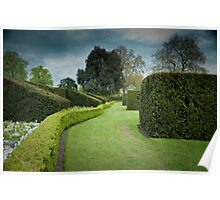The Long and Winding Hedge:-) Poster
