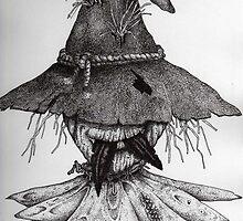 Scarecrow by graywolfcg