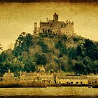 St Michael&#x27;s Mount by Bob Culshaw