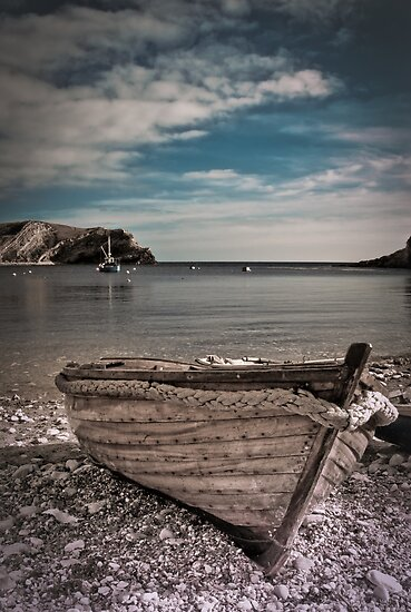Lulworth Cove - A Different perspective ! by Jonathan Stacey