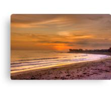 Ventura Beach Canvas Print