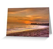 Ventura Beach Greeting Card
