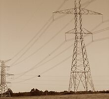 Hydro Towers by torigoo