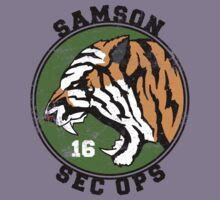 Samson 16 by superiorgraphix