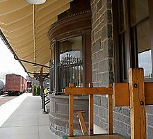 Quakertown Train Station by djphoto