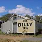 Billy Tea sign at Marulan, NE Victoria by BronReid