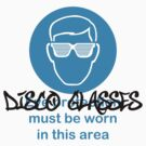 Disco Glasses by Jason Green